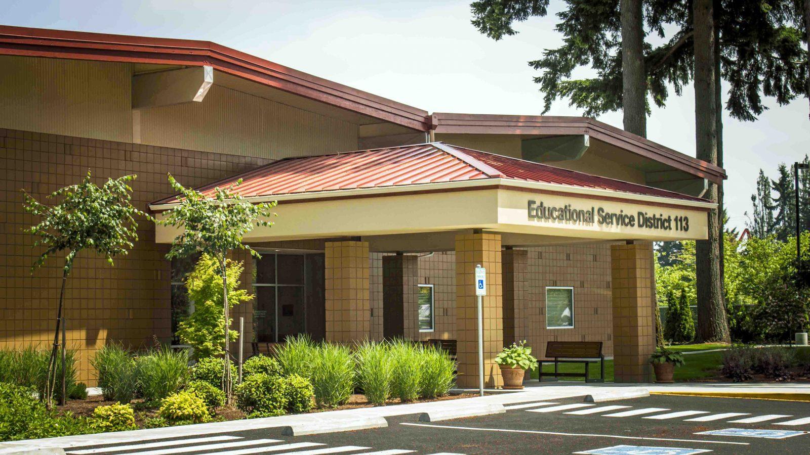 ESD 113 building