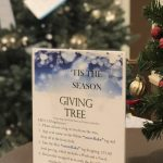 giving tree in the lobby