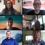 Olympic Academy staff via Zoom
