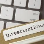 Investigations folder on keyboard